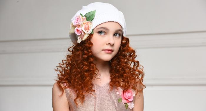 Коллекция шапок для детей весна лето