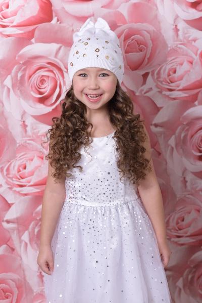 шапки для детей на весну и лето